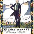 Guy Arnoux - Mauice Barrès