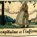 Guy Arnoux : Le capitaine et l'infirmière