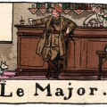 Guy Arnoux : Le major