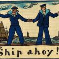 Guy Arnoux : Ship a Hoy