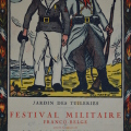 Guy Arnoux : Festival militaire franco-belge
