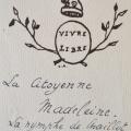 GUY ARNOUX CARTES 1913