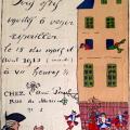 GUY ARNOUX PAUL POIRET INVITATION