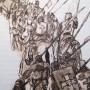 La guerre par Guy Arnoux