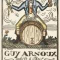 GUY ARNOUX CARTE DE VOEUX 1914