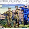 Guy Arnoux - Edouard Prince de Galles