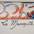 Guy Arnoux : La marmite