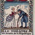 Guy Arnoux : Le théâtre aux armées