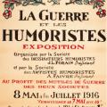 Guy Arnoux : La guerre et les humoristes
