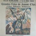 guy arnoux fêtes de Jeanne d'Arc 1924