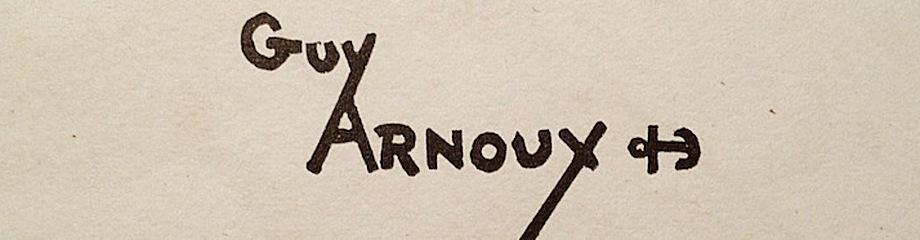 GUY ARNOUX